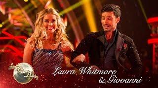 Laura Whitmore and Giovanni Pernice Samba to 'Bamboleo' by Gipsy Kings - Strictly 2016: Week7