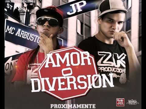JP Ft. Mc Arbusto -  Amor o Diversion (2013)