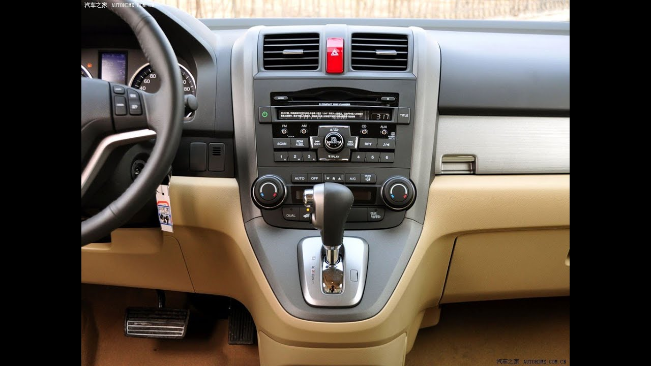 YZG 2006-2011 FOR HONDA CR-V Car DVD Player GPS Navigation In-dash Stereo Radio System BT TV ...