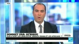 Raimundo Ela Nsang | Journal France24 Interview a Raimundo Ela Nsang