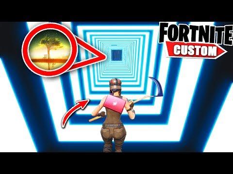 Fortnite ESCAPE the 99% IMPOSSIBLE DREAM.. Where will the DREAM lead to?! (Fortnite Creative Mode)