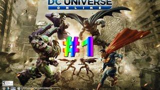 FR   DC universe online   let