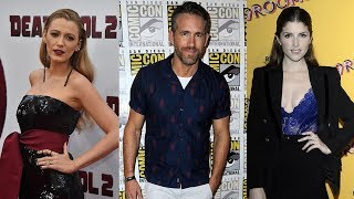 Ryan Reynolds Hilariously Says He Won't Allow Anna Kendrick to Steal Wife Blake Lively