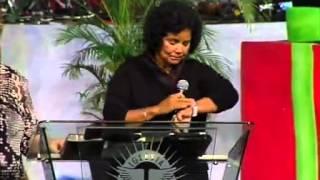 Novena Conferenia Déboras Colombia - Profeta Judy Jacobs (Sesión 1)