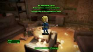 fallout 4 big guns bobblehead location vault 95