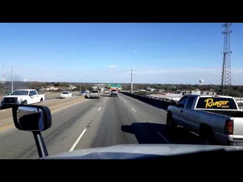 Bigrigtravels Live! - Port Allen, Louisiana to Jackson, Mississippi - Interstate 55 - Jan. 22, 2017