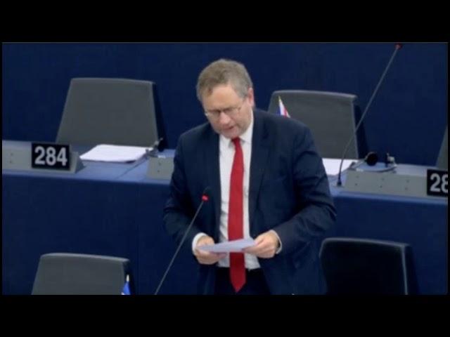 Gilles Lebreton sur la création d'un système européen d'entrée et sortie de l'espace Schengen