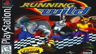 Running Wild Game Review (PS1)