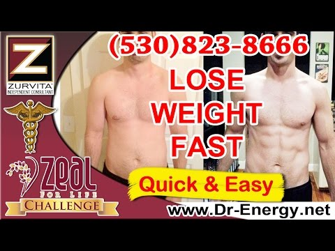 How to Lose Weight Fast Easy No Exercise | Zeal Wellness
