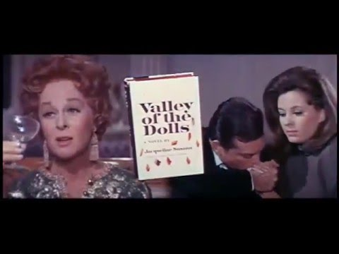 VALLEY OF THE DOLLS TRAILER - 1967