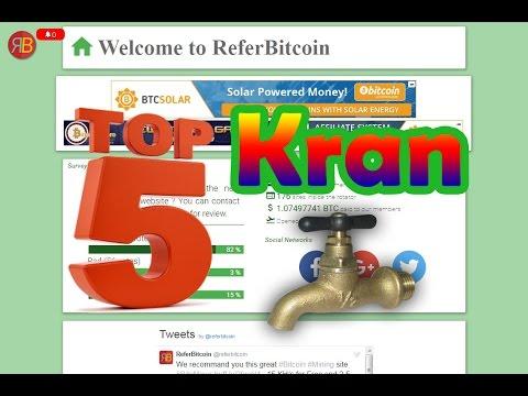 5 Mukemmel Satoshi Kran.