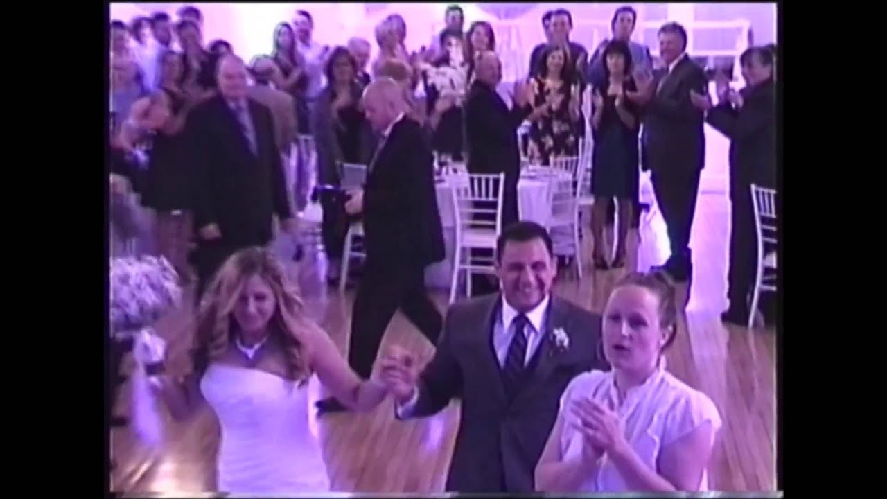 Boston MA New England Wedding DJs Shawn Sanga Steve Spinelli At The Nahant Country Club 5 21 16