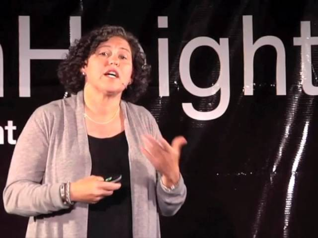 TEDxWashingtonHeights - Monica Martinez - A Latinas Story of Attaining A Higher Education.m4v