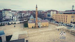 Ahi Evran-ı Veli Camii ve Külliyesi Havadan Çekim - Kırşehir
