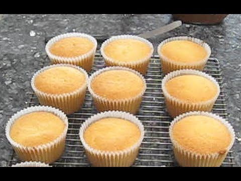 Image result for how to make vanilla cupcakes images