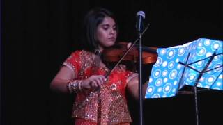 Guzarish - Violin Performance by Shirin Dey