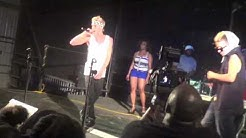 """Young White Rappers """"SUP"""" Rock Stage at """"Cash Out"""" Show in Lubbock,Texas"""
