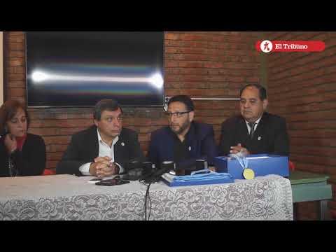 """Docentes de la Escuela de Minas los mejores """"Maestros Argentinos"""""""