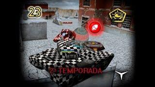 23.Un pedazo de TOUCHDOWN (Tanki Online - Temporada 2) // Gameplay