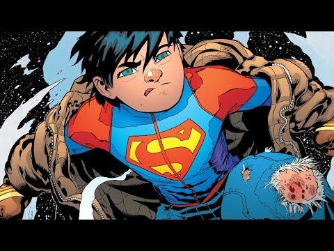14 Curiosidades sobre Jon Kent, o filho do Superman
