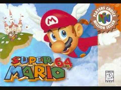 Super Mario 64 - Main Theme (WillRock Remix)