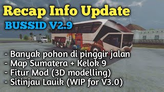 Recap info update BUSSID V2 9 Bus Simulator Indonesia MALEO