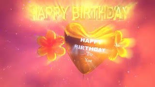 Birthday Song   Happy Birthday Song: It's your birthday   Color Animation