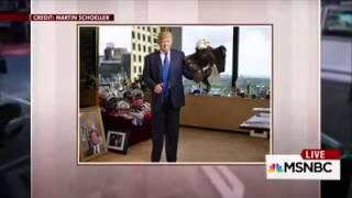 Donald Trump Kicks Ass With an Eagle