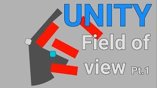 04) Stealth Game - Field of View (Unity, C#) - VidVui