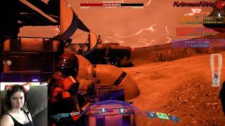 Kitty in space! Mass Effect: Andromeda Playthrough Part 10