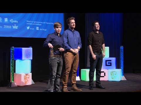 BAFTA Young Game Designers 2014: Winners Ceremony