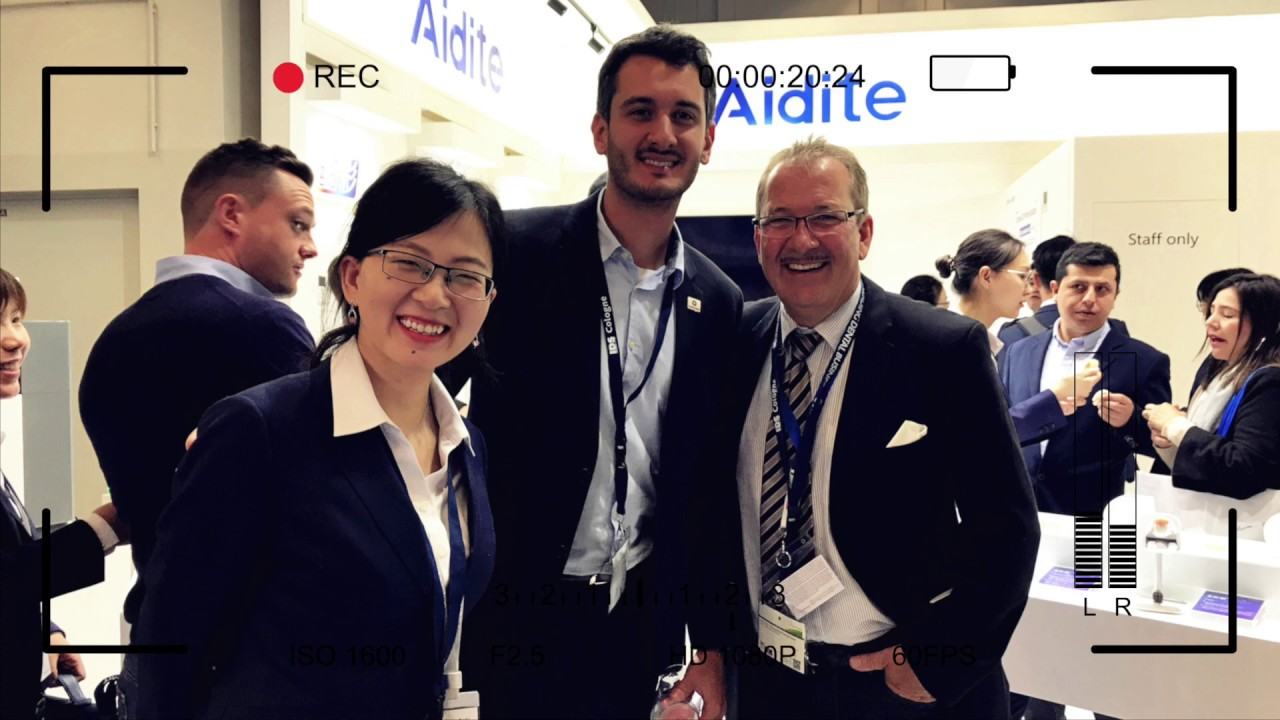 Aidite in IDS 2019