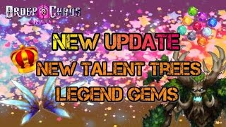 Order and Chaos online - New Update - New Talent Tree!