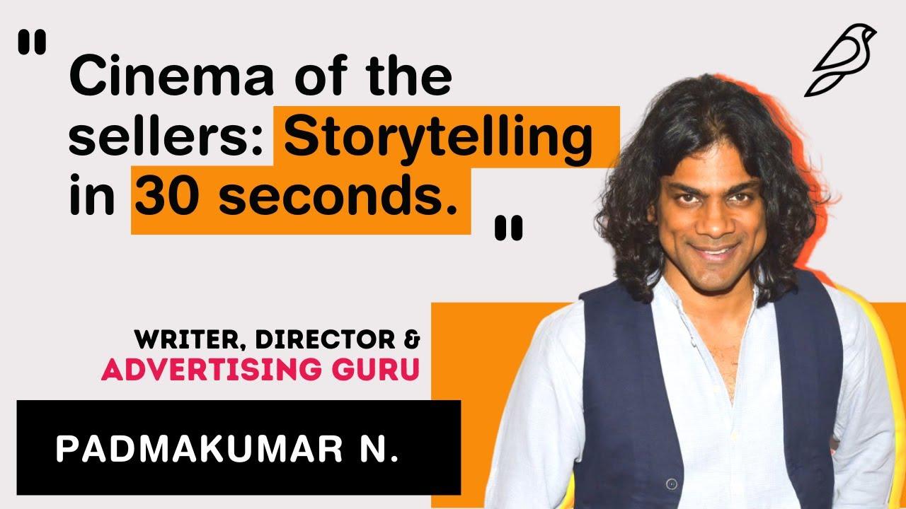 Advertising aka Cinema of the Sellers: Storytelling in 30 Seconds