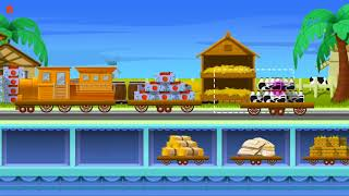 Train Builder   Driving Games Yateland Educational Action & Adventure
