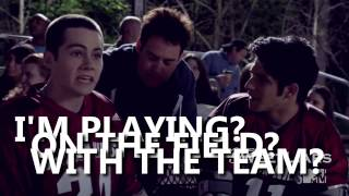 Teen Wolf - Stiles Stilinski | TeddyBears [HUMOR]