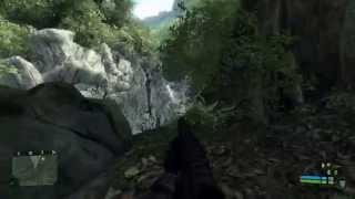 Crysis 1 PC beautiful scenery