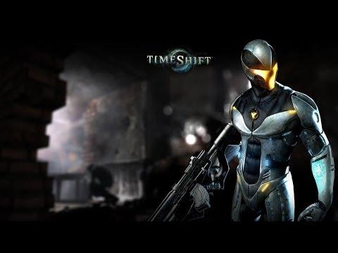 TimeShift - Игрофильм (Русская Озвучка)