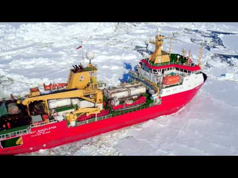 Antarctica to Signy 2017