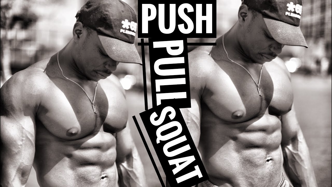 No Gym Full Body Workout at Home for Beginners | Push Pull ...