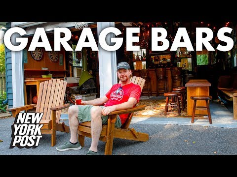 'Garage bars' are taking over this New Jersey town | New York Post