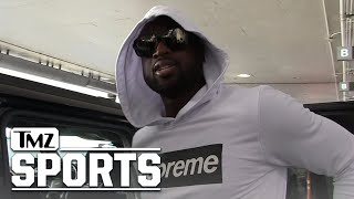 Dwyane Wade: I Like Steph's $201 Mil Contract, Here's Why | TMZ Sports