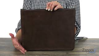 Filson Large Rugged Suede Pouch SKU: 9074379