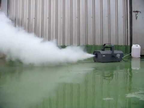 Antari IP-1500 IP-Rated Fog Machine Effect