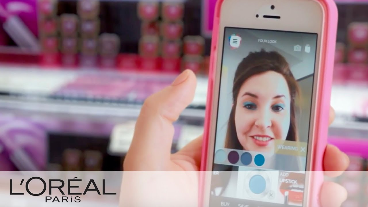 Virtually Makeup App Tutorial | Makeup Genius | L'Oreal