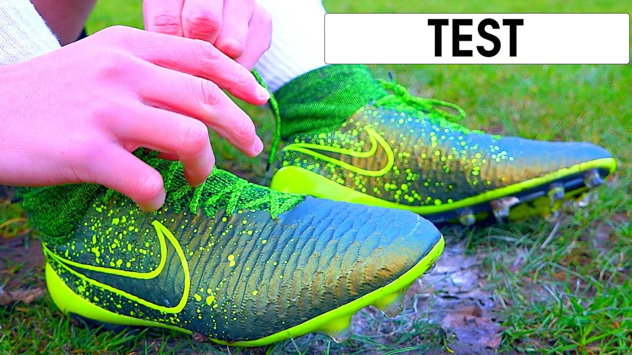 eb84e85824e8 Testing NEW Pogba   Götze Boots  Nike Magista Obra Electro Flare Pack by  iFootballHD