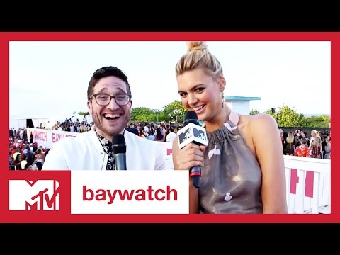 Kelly Rohrbach on Playing Iconic CJ Parker in 'Baywatch' | MTV