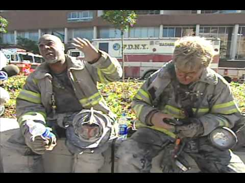 9/11 Firefighters Reveal Bombs Destroyed WTC lobby