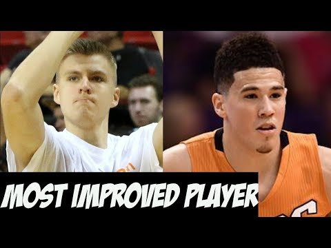 NBA 2017 - 2018 | Most Improved Player Prediction