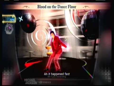 Michael Jackson The Experience Blood On...